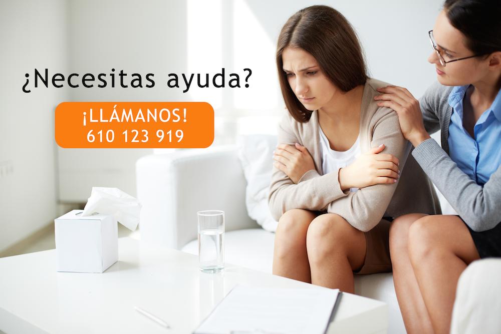 Contacta con un psicólogo en Alicante